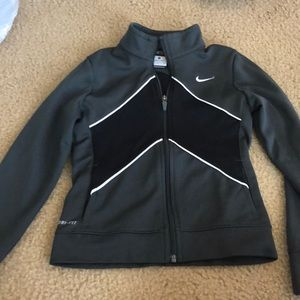 Child Nike zip up